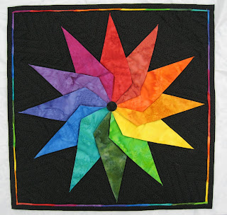 Quilt Color Wheel Magic Mary Anne S Quilting Adventures And More
