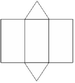 Cermat Matematika Sekolah Dasar Gambar Jaring Jaring Prisma Tegak Segitiga