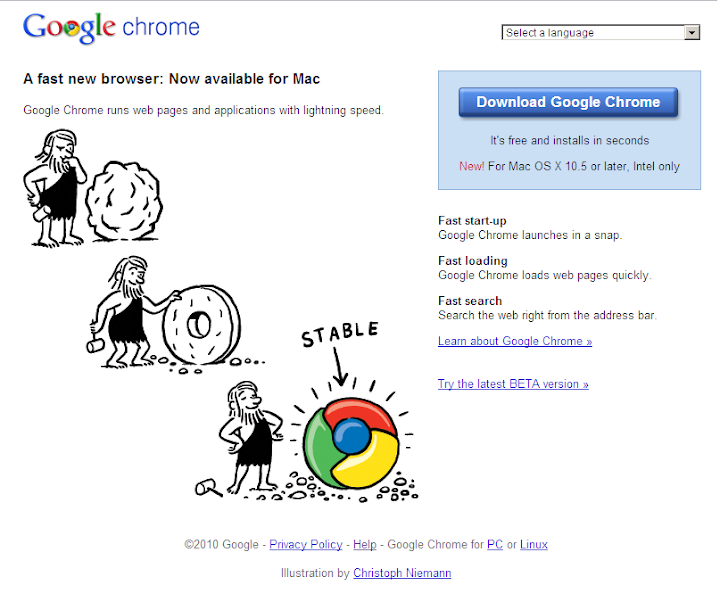 how to download google chrome on macbooks