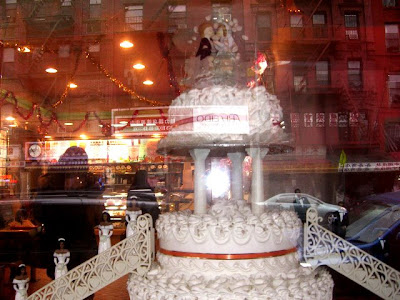 Sunday Afternoon Wedding Attire on Fashion Binge  Amazing Chinatown Wedding Cake