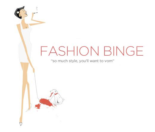 Fashion Binge