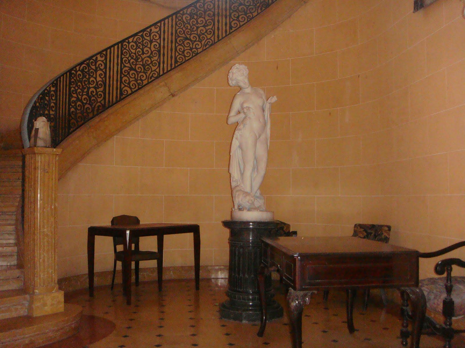 Casa en el vedado ii govantes y cabarrocas 1922 1927 for Con que se limpia el marmol manchado