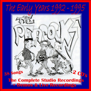 The Peacocks - The Early Years 1992 - 1995 - The Complete Studio Recordings + Demos & Live Recordings