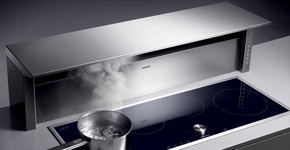 Keuken Zonder Afzuigkap : Keukenpraat afzuigkappen kunnen mooi en handig zijn