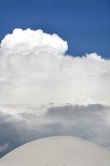 Sob o céu de Brasília