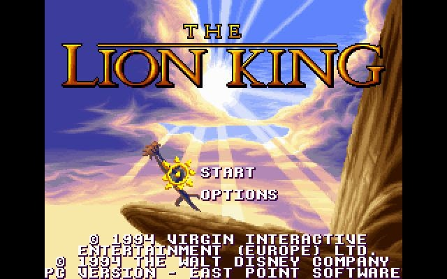 Download Film The Lion King 1994