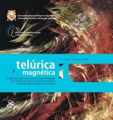 """""""Telúrica y Magnética"""""""