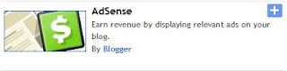 google adsense in blogger