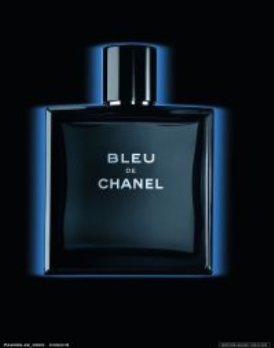 chanel blue for men in America
