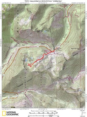 canada century of stevens pass twentieth map mid