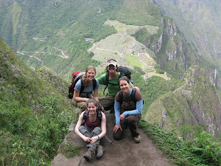 Saktantay trek to Macchu Picchu, with its rightful end atop Wayna Picchu