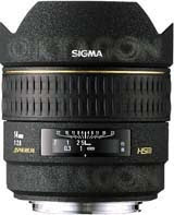 Sigma 14mm F2.8 EX ASP DG HSM