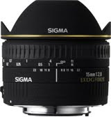 Sigma 15mm F2.8 EX Diagonal Fisheye