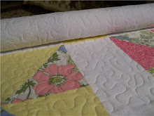 My auntie wants to quilt your quilts!