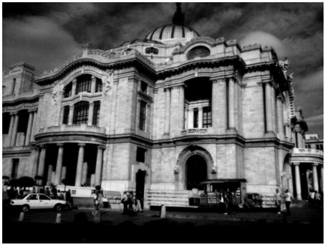 Arquitectura historia el palacio de cristal en madrid y for Arquitectura 7 bellas artes