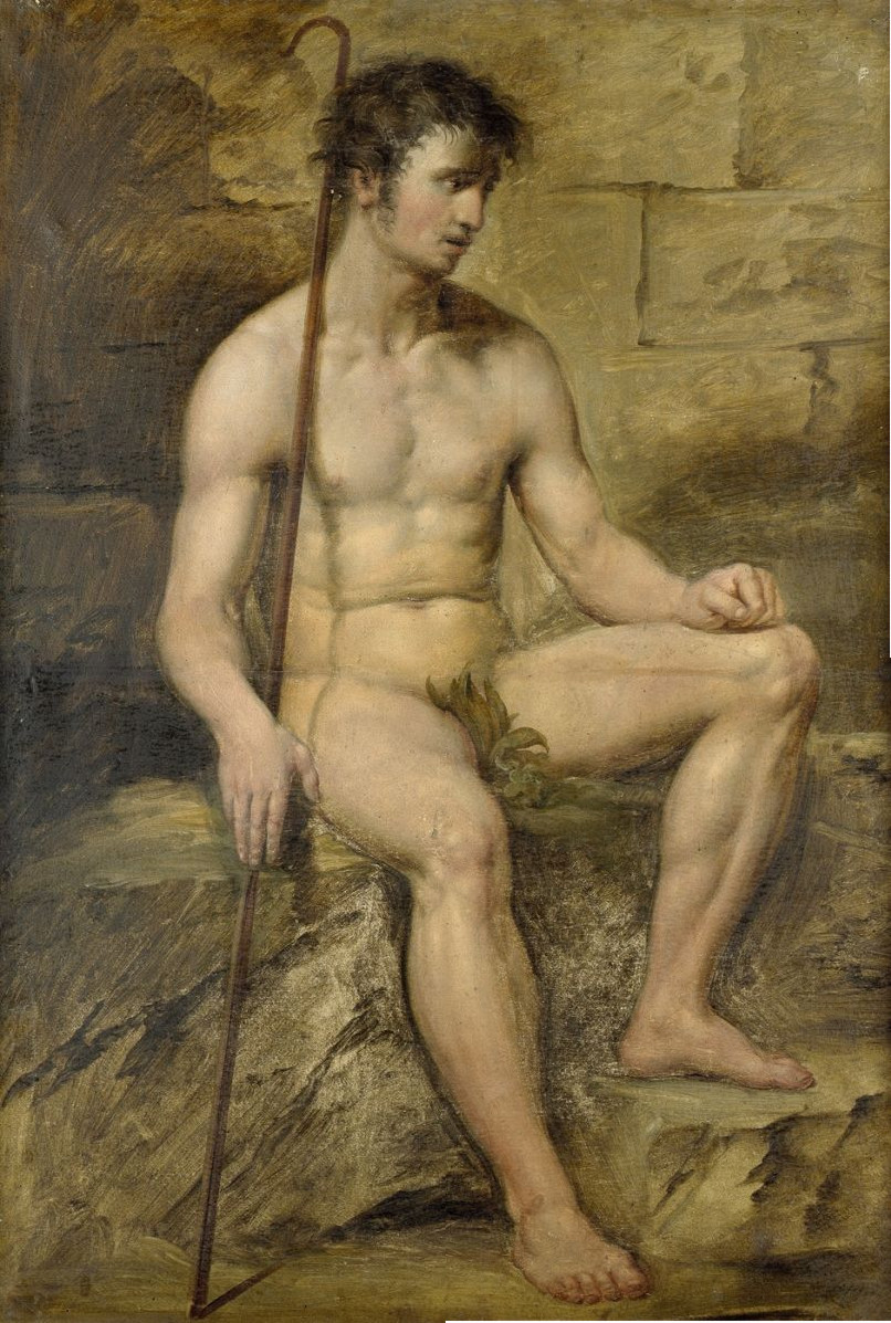 19th century nude men
