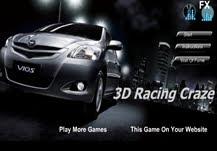3d Racing Craze