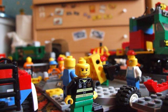 Как сделано Лего 20