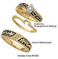 Keep those Engagement and Wedding rings together