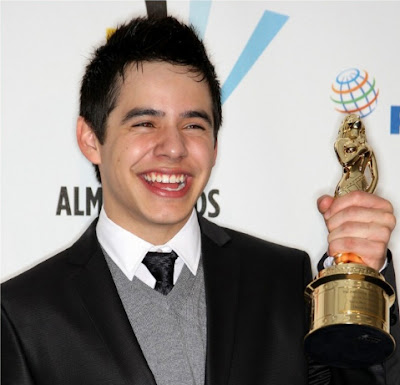David Archuleta Short Hairstyles 2010 For Boys