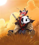 Guerreiro Pandaren