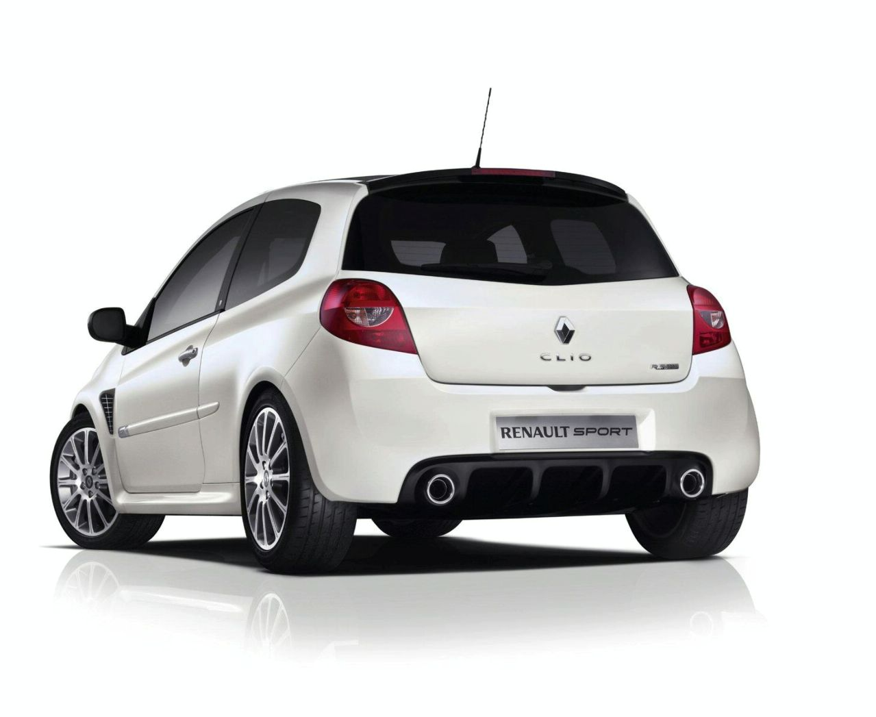 2010 renault clio rs 20th anniversary special edition renault wallpaper. Black Bedroom Furniture Sets. Home Design Ideas