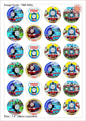 THOMAS & FRIENDS for Oreo Choc