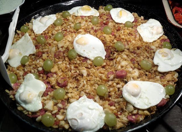 La cocina plural migas tradicionales de la cocina aragonesa for Cocina aragonesa zaragoza