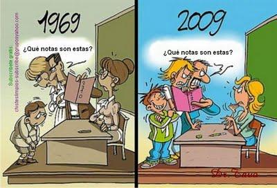 Cómo cambian las cosas...