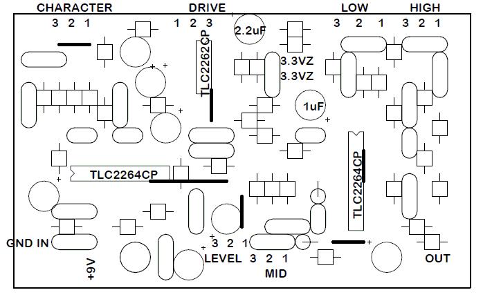 wampler pedal schematics bogner schematic