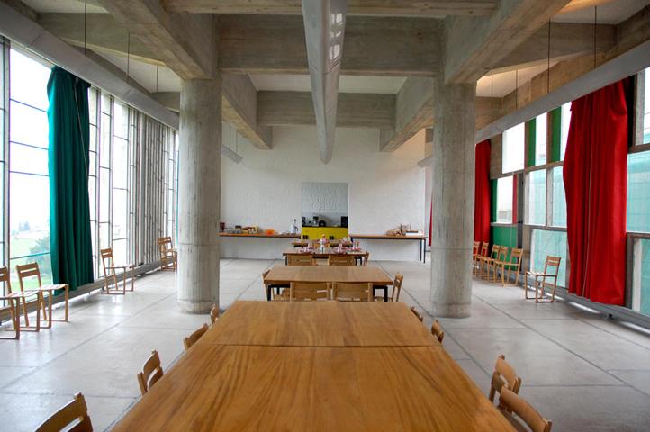 Couvent de la Tourette par Le Corbusier DSC_0057