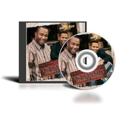 baixar cd Os Galileus   Sal e Luz (2009) | músicas