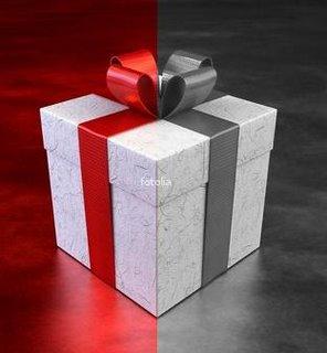 Embrulhe seu presente da melhor forma possivel.