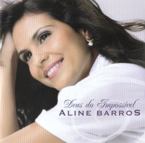 Aline Barros - Deus do Impossível (Playback)