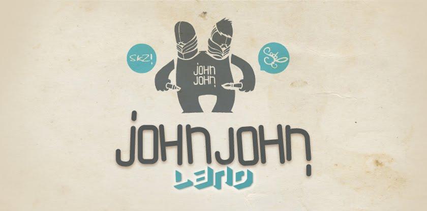 JohnJohn /// Artiste bicéphale
