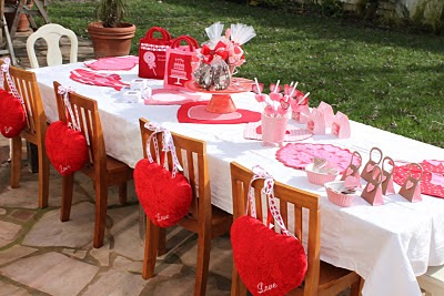valentine day party