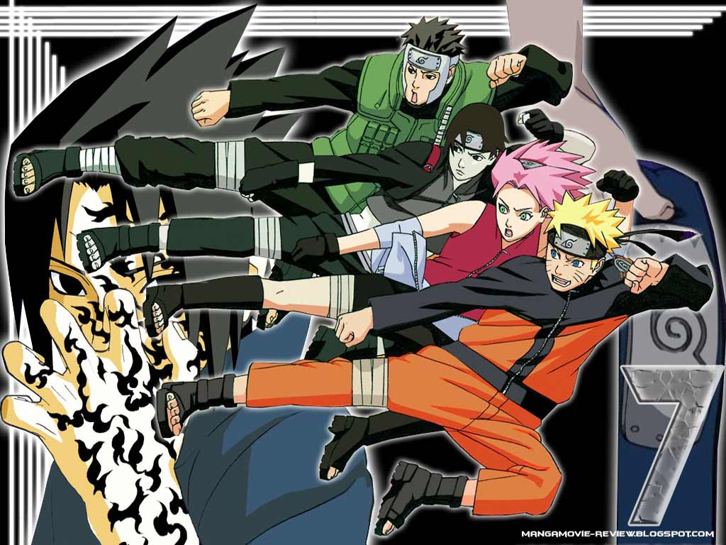 Naruto HD & Widescreen Wallpaper 0.409271146521511