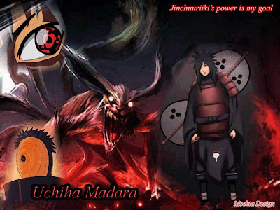 Madara uchiha, Akatsuki, Tobi, wallpapers
