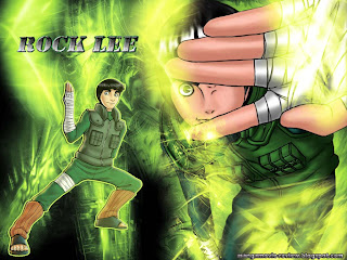 Rock Lee Shippuuden