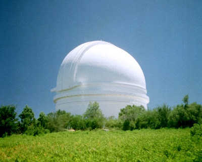 200 in. Hale Telescope, Mt. Palomar, CA, July 1995