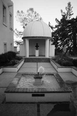 Laurentine Hamilton Courtyard, Mt. Hamilton, CA, June 1995