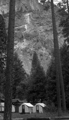 Camp Curry, Yosemite, June 1995
