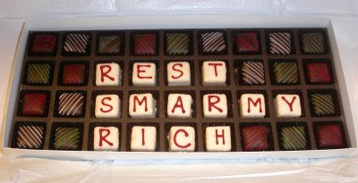 Rest Smarmy Rich
