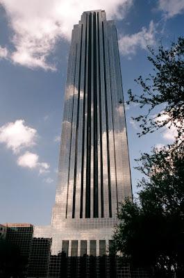 Williams Tower, Houston, TX, Jan, 2009
