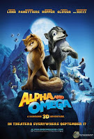 Alpha and Omega (2010) online y gratis