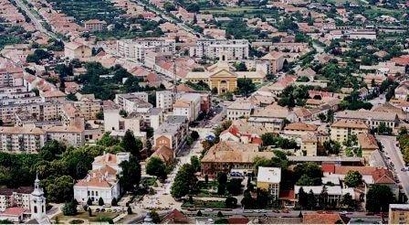 Locul natal Sannicolau Mare