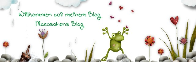 Mäuschens Blog
