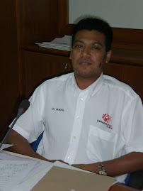 TN.HJ. ISMAIL BIN MOHAMAD(Ketua Pemuda UMNO Bahagian Pagoh)