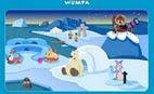 Juega: En el  Polo Norte