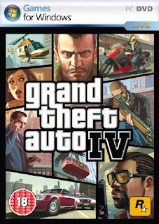 Grand Theft Auto (GTA) 4 - IV + Crack - Pc - Completo